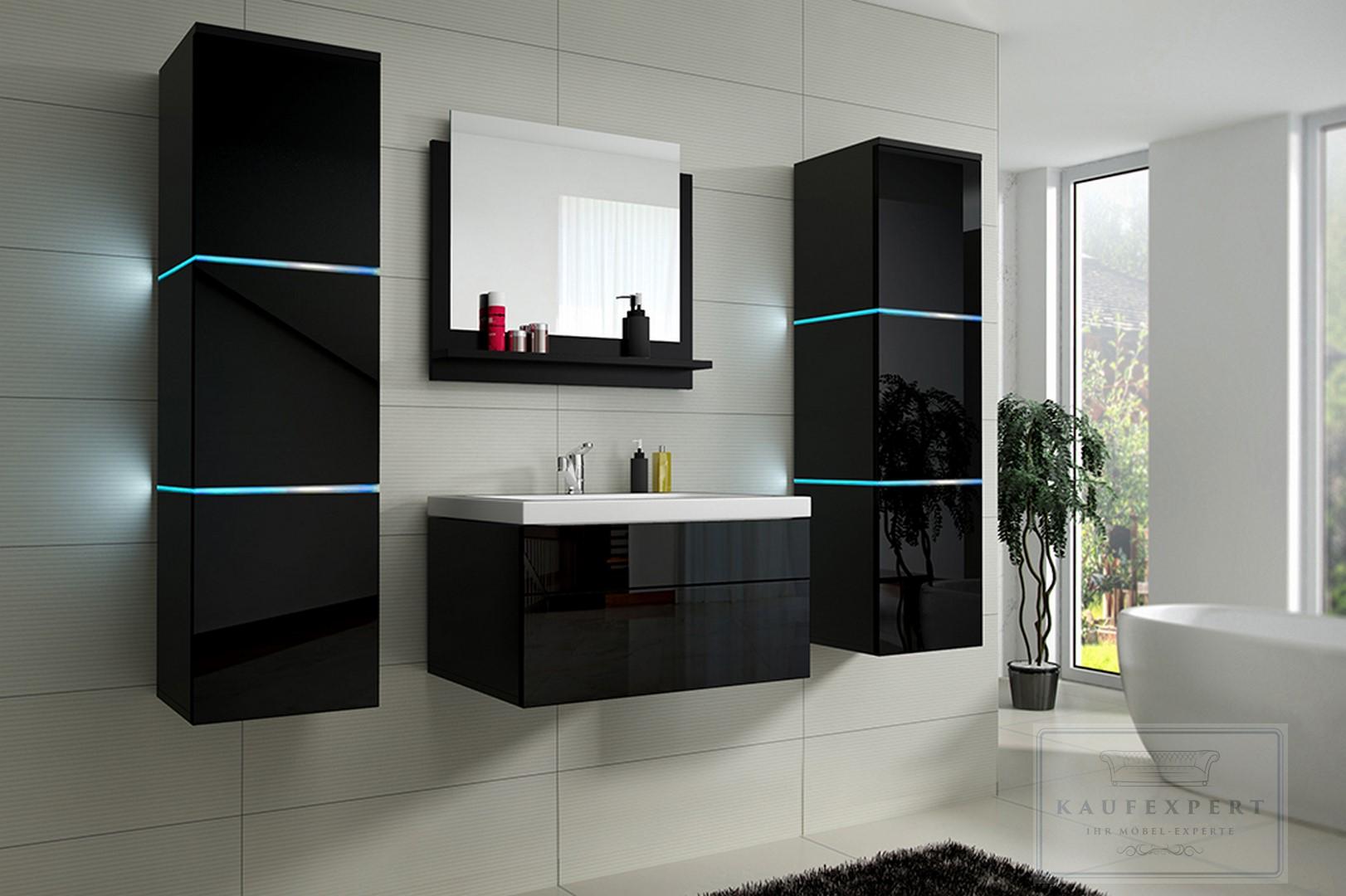 Badezimmer Möbel Set Angebot: Design Badmöbel Online Kaufen ... Moderne Badmoebel Artesi Hochglanz Holz